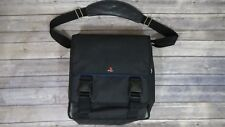 Sony Playstation 1 , 2 , 3 , 4 Console Carry Bag - Canvas - Black