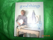 Book * Martha Stewart Good Things inspiration projects 1997 HC Brand new L@@K