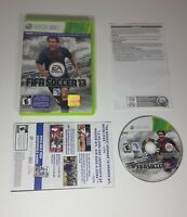 FIFA Soccer 13 — Complete! Fast Free Shipping! (Microsoft Xbox 360, 2012)~Tested