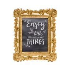 Sass & Belle Resin Freestanding Photo & Picture Frames
