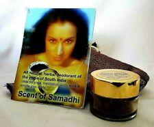 Scent Of Samadhi 5 gm Ayurveda Perfume w/Red Sandlewood Tulsi