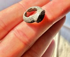 Ancient Javanese Ring, Antique Medievalist Indonesian Jewelry Size Us 1/2 Small
