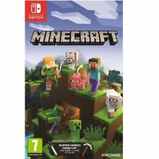 MINECRAFT  NINTENDO  SWITCH   NUOVO