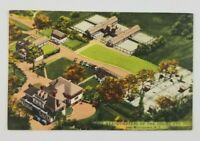 Postcard Headquarters of the Seeing Eye Dogs for the Blind Morristown New Jersey