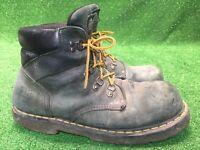 Dr Martens Industrial 8834 Black Leather Steel Toe Work Safety US Men's 13