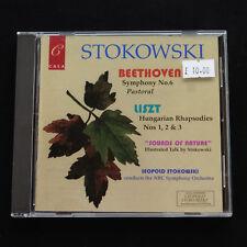 Stokowski Beethoven Pastoral Symphony plus CACD0545 CD