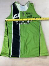 Borah teamwear womens tri triathlon top Small S (7754-17)