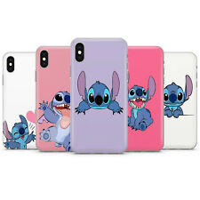 Stitch Phone Case Cover Fits iPhone Phone Case Silicon