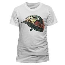 Official Full Metal Jacket Helmet T Shirt  NEW S M L XL Classic Stanley Kubrick
