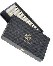 NEW AMOUAGE Fragrance Travel Minature Bottle Collection 6 PC Gold Dia Epic