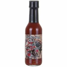 HEARTBREAKING DAWNS CAUTERIZER TRINIDAD SCORPION SAUCE - 5oz
