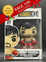 Funko Pop! Asia Team Manny Pacquiao #37 Rare Retired Vaulted MINT With Protector
