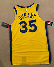 Official NBA game jersey - Kevin Durant - G.S. Warriors