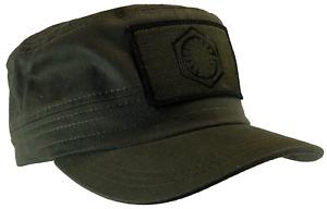 Star Wars First Order Hat 100% Cotton Fatigue Castro Style Cap