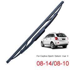 "XUKEY 12"" Windshield Wiper Blade Rear Window For Chevrolet Captiva Sport Saturn"