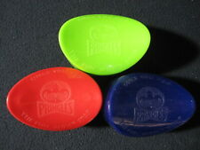 3 Pringles Collectible Plastic Containers