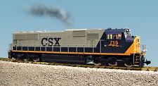 USA Trains G Scale SD70 MAC Diesel Locomotive R22607 C S X blue/gray