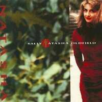SALLY NATASHA OLDFIELD - NATASHA (New & Sealed) CD Reissue Feat Mike Oldfield