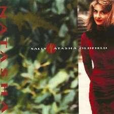 SALLY NATASHA OLDFIELD - NATASHA (New & Sealed) CD Reissue Feat Mike Oldfield