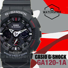 Casio G-Shock Motorcycle Sports Motif GA-120 Series Watch GA120-1A