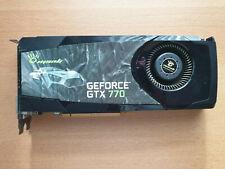 Grafikkarte Geforce GTX 770 2GB DDR5 265bit DVI-D HDMI DP für den PC