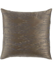Donna Karan Home EXHALE COLLECTION 1 ONE European Sham TAUPE  $190 NEW