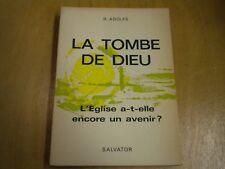 LA TOMBE DE DIEU / R.ADOLFS / SALVATOR 1967