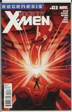 Uncanny X-Men 2011 series # 3 near mint comic book