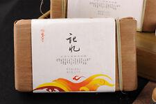 1000g brick Yunnan ripe puer tea puerh tea cooked black tea Memory Year 2013