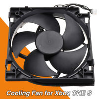 Replacement Internal Main CPU Cooling Fan For Xbox One S Console4 Pin Black O