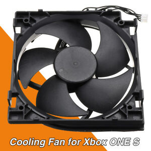 Replacement Internal Main CPU Cooling Fan For Xbox One S Console4 Pin Black G