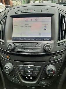 Vauxhall Insignia Media Player Cd Player Radio Stereo Sat nav 2015