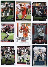 Houstons Texans 51 Card Lot! DeShaun Watson RC, J.J. Watt, Arian Foster RC, more