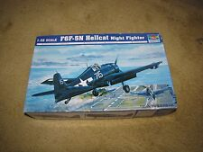1/32 Trumpeter F6F-5N Hellcat Night Fighter-Kit #02259