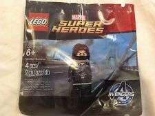 lego winter soldier marvel super heroes mini figure exclusive hard to find rare