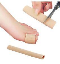 Silikon Gel Zehenschutz 15 cm Schlauchbandage Fingerbandage Zehenpolster Blasen