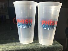 Phish 2017 Nye Madison Sqaure Garden Limited Cups (Set Of 2)