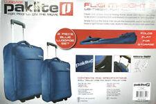 Paklite Suitcases