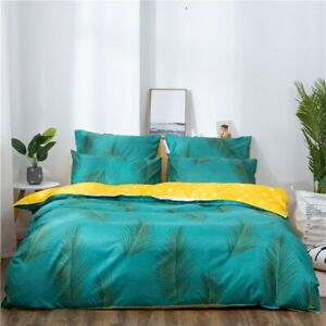 Printed Solid Bedding Sets Home Bedding Set 4-7pcs High Quality Lovely Pattern