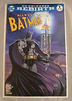 All-Star Batman DC Rebirth #1 Michael Turner Color Variant Aspen Comics