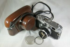 Canon VL2 Rangefinder Camera 50mm f/1.8 from Japan