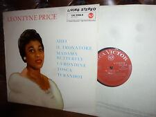 "Leontyne Price, Aida Il Trovatore, RCA LSC 2506-B Living Stereo LP, 12"" 60er"