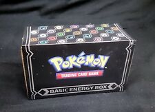 Pokemon Cards TCG 450ct Basic Energy Box BRAND NEW SEALED!