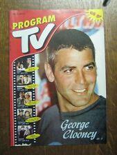 PROGRAM TV 09 (27/2/98) GEORGE CLOONEY STALLONE