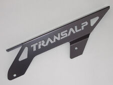Honda Transalp XL 600 / 650 Kettenschutz black RoMatech 3077