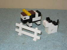LEGO Building Set #4626 Cow Dog Fence replacement parts