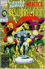 SILVER SURFER/Warlock: Resurrection # 1 (of 4) (Jim Starlin) (USA, 1993)