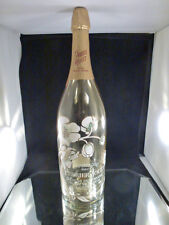 DUMMY BOTTLE FACTICE PERRIER JOUET BRUT  EMPTY BOTTLE DISPLAY PROP 19.5 tall 3L