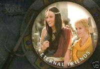 Xena E4 Eternal Friends Insert card Between the Lines Quotable