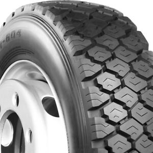 Tire Ironman I-604 245/70R19.5 Load G 14 Ply Drive Commercial